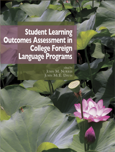 Cover of Student learning outcomes assessment in college foreign language programs